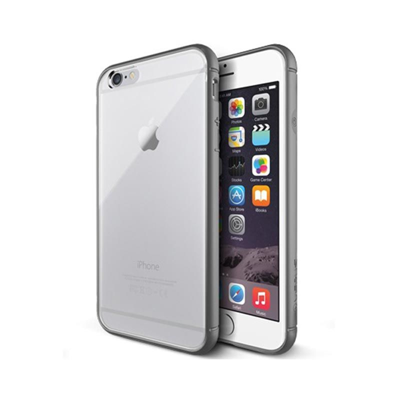VERUS Crystal Mixx Grey Casing for iPhone 6 Plus or iPhone 6